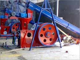 manufacturers of biomass hydraulic briquetting press in india
